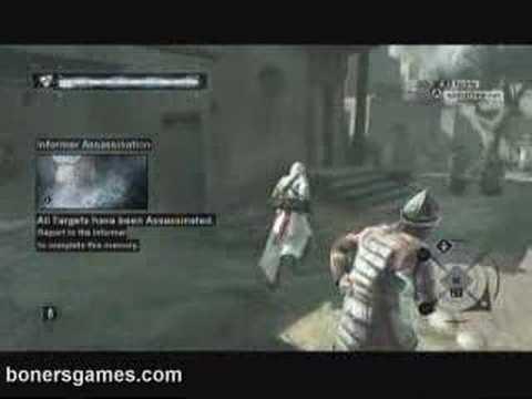 Assassin's Creed - Mem. Block 04 - Majd Addin [1/3] - YouTube