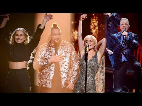 Melodifestivalen 2019 Andra
