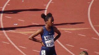 Elite Sports Pages Jae'Nisa Heckstall  State Meet 2017