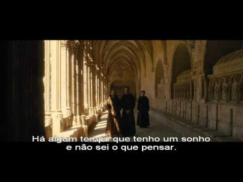 Trailer do filme O monge