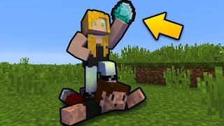 WALKA O DIAMENTY! - Minecraft SURVI LIVE