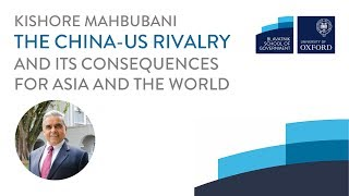 The China-US rivalry - its consequences for Asia and the world