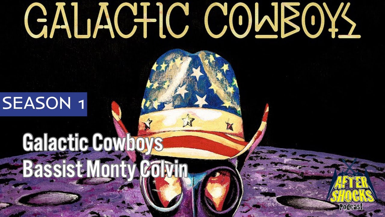 Galactic Cowboys Bassist Monty Colvin Is Not Amused