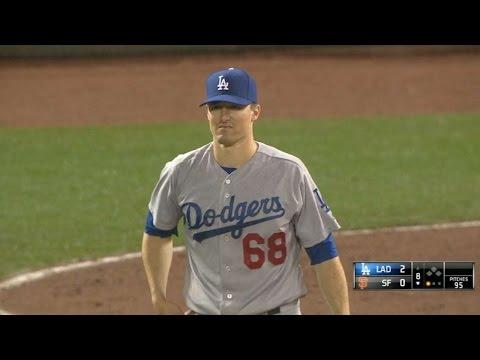 Dodgers: Ross Stripling Working On Enhancing His Repertoire