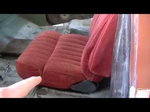 Part 13 C10 Bucket Seat Swap Suburban Bucket Seats Youtube