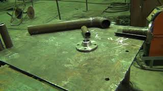 Урок 5. Подготовка места для сварки аргоном. Видео уроки по аргоновой сварке.