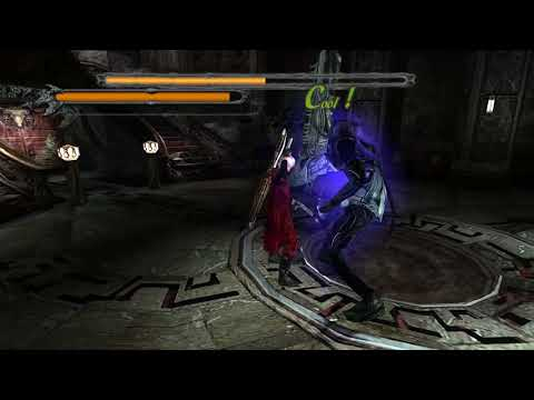 Devil May Cry 1 HD - Nelo Angelo 3 DMD with Sparda