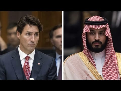 Saudi-Canada Diplomatic Row Obscures Canada's Support for the Deadly War on Yemen