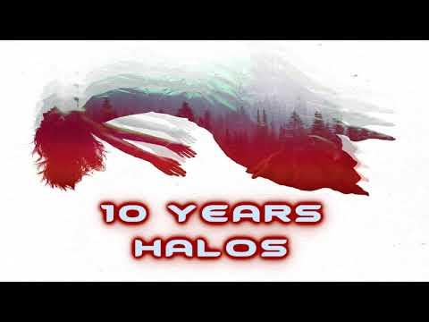 10 Years - Halos [Lyrics on screen]