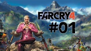 Far Cry 4 Campaign Gameplay Walkthrough Let