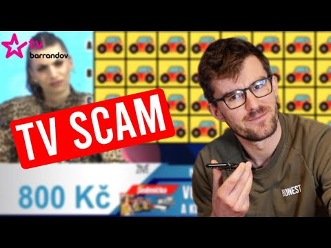 How does the TV Game scam work? (Scam Guide)