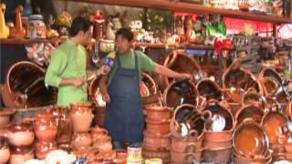 Aquí Estamos - Cápsula Mercado: Ollas de Barro