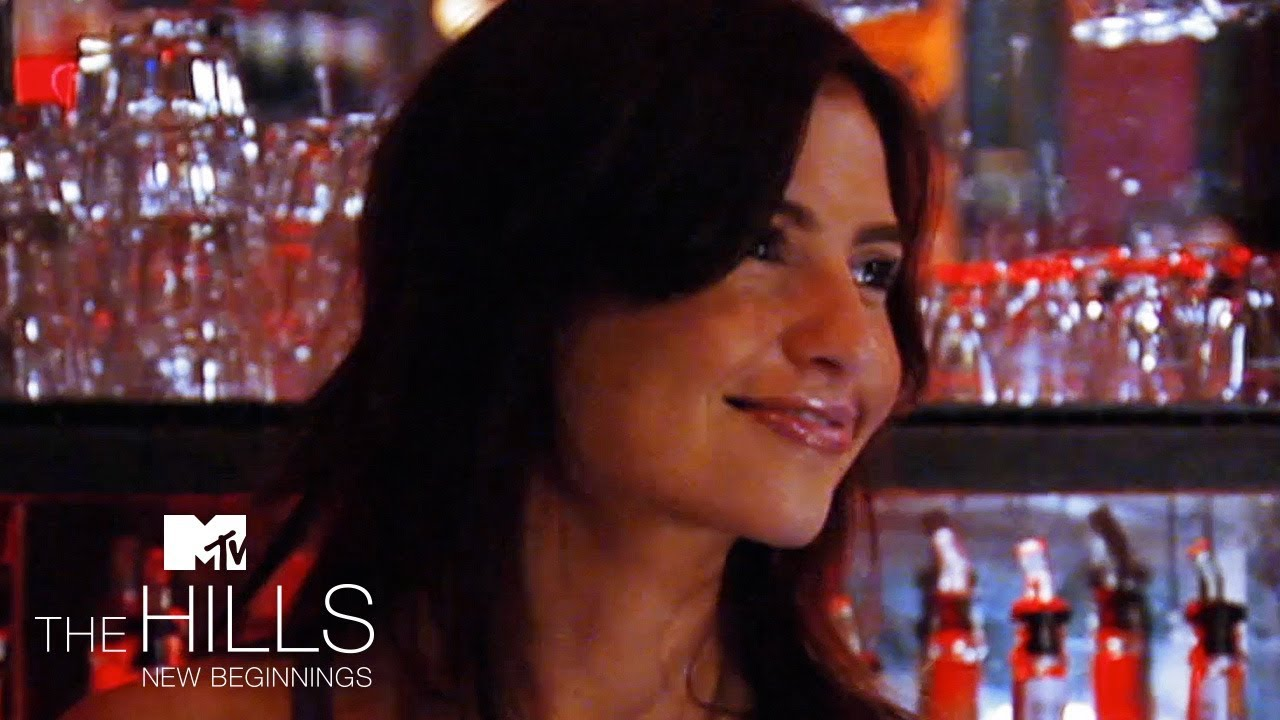 Stacie The Bartender | The Hills - YouTube