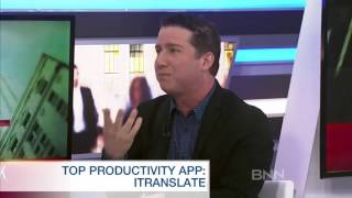 iTranslate PRO & iTranslate Voice on the Business News Network (BNN)