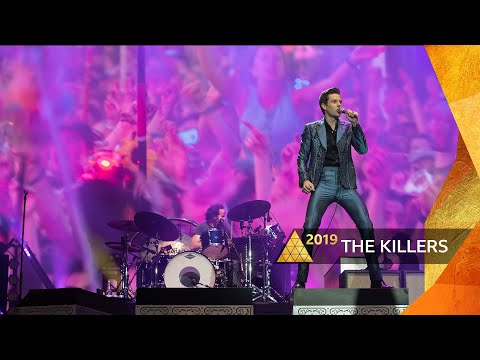 The Killers - Mr Brightside (Glastonbury 2019)