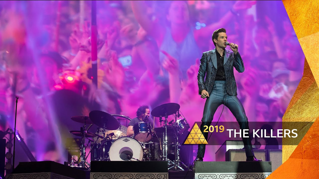 Download The Killers - Mr Brightside (Glastonbury 2019)