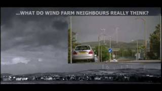 Living near a wind farm: 'Wind Power in the UK' DVD Part 5