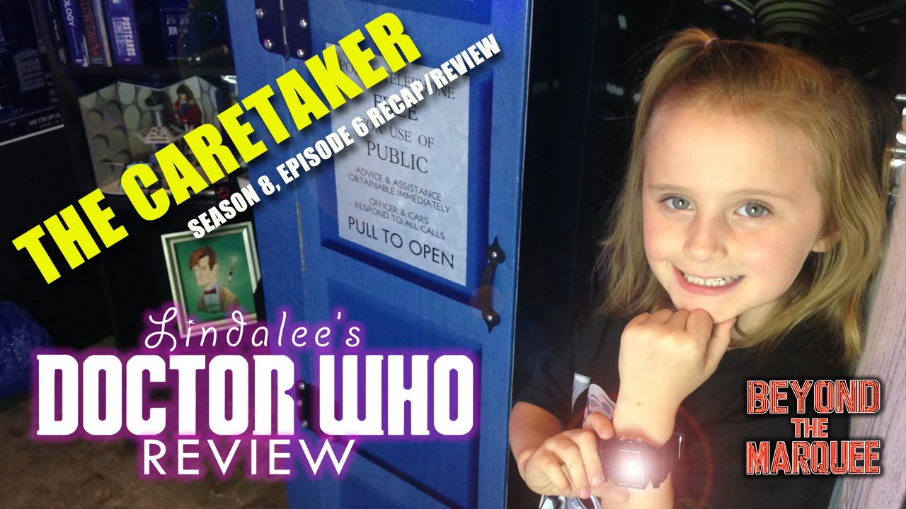 """Download Lindalee Reviews """"The Caretaker"""" Doctor Who (S8, Ep6)"""