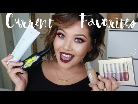 Current Favorites + GIVEAWAY! (April 2016) | MARLA NYAMDORJ