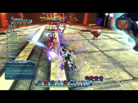 DC Universe Online New Gen NGN