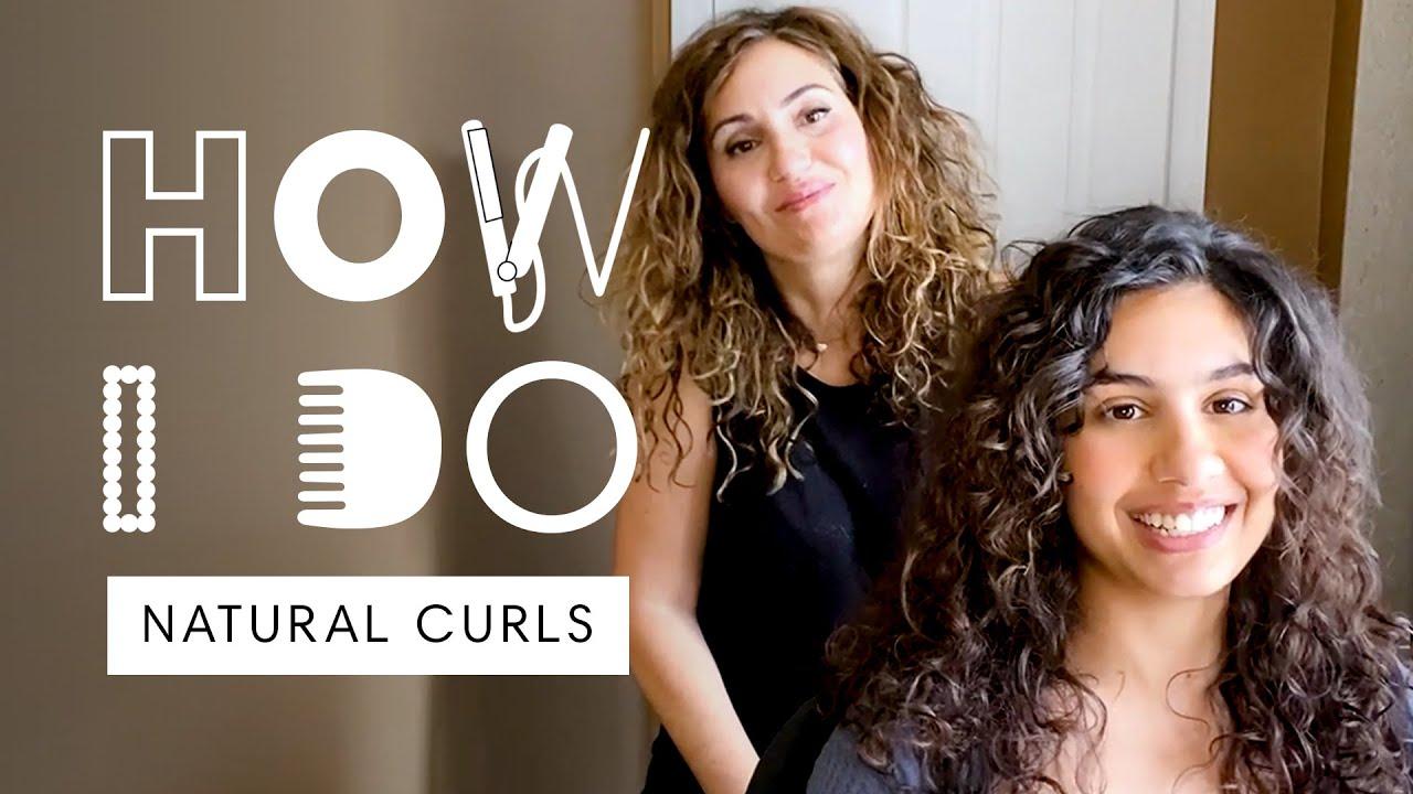 Alessia Cara's Natural Curls Hair Tutorial | How I Do | Harper's BAZAAR