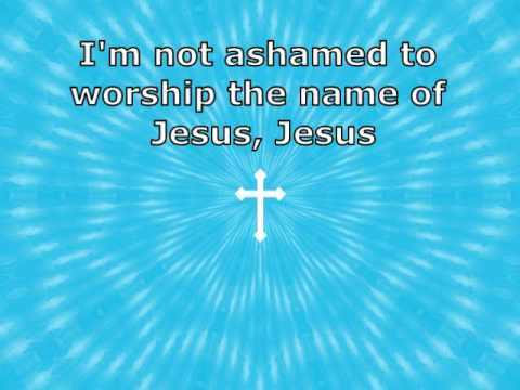 I'm Not Ashamed-Free Chapel