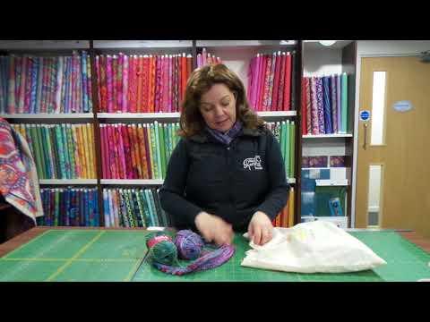 Sara's Yarn Review Stylecraft Batik Elements