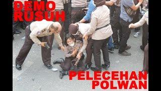 Download Video DEMO MAHASISWA RIAU RUSUH | POLWAN JADI KORBAN PELECEHAN OLEH MAHASISWA MP3 3GP MP4