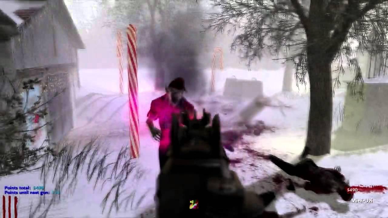 Call of Duty Zombies Custom Maps: Gun Game on Zombies! - UGX ...