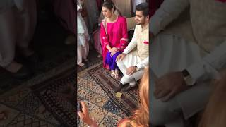 Engagement party in Pakistan (vacation time )
