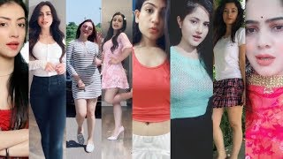 Musically punjabi girls tiktok video #16 | udeek di smile teri rehni a | tiktok punjab | askofficial