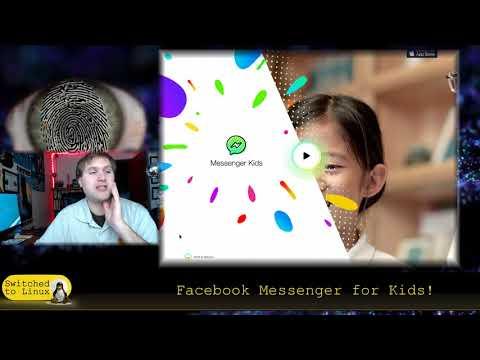 Facebook Messenger for kids!!! - Weekly News Roundup 12-8-17