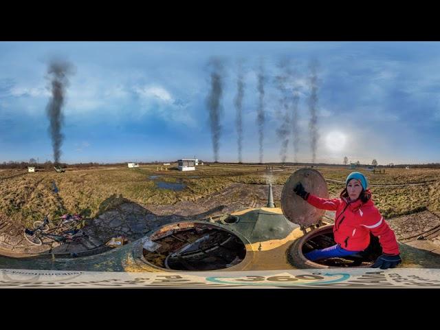 — 3D Панорамное видео 360°
