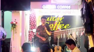 Để Mãi Có Nhau - Trương Ngọc Giang - SBD 41 - Guitar Coffee - Clip dự thi Singer Of Love Melody 2014
