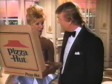 Donald Trump | Stuffed Crust Pizza