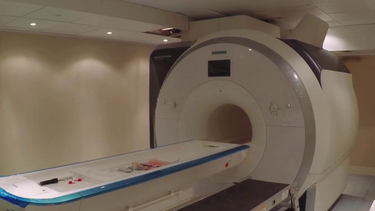 Brain Awareness Week The New MRI Machine 3 - YouTube