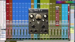 Mixing With Mike Plugin of the Week: Waves Neve V-Comp