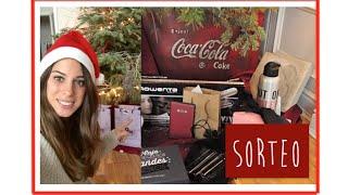 Santa ha llegado a casa! Sorteo internacional | Vlogmas 18 Thumbnail