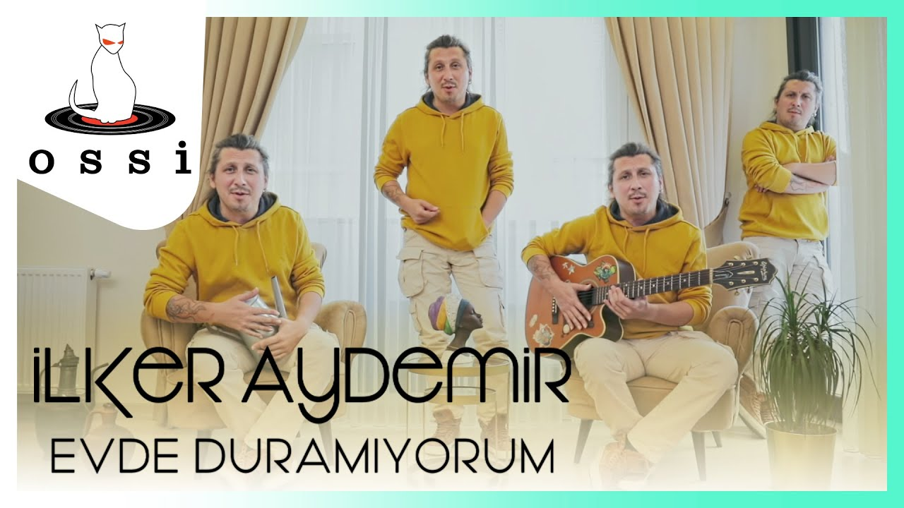 İlker Aydemir - Evde Duramıyorum (Official Klip)