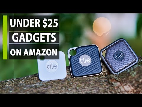 Top 10 Cool Tech & Gadget Under $25 on Amazon