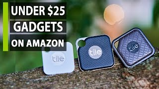 Top 10 Cool Tech Gadgets Under $25 on Amazon