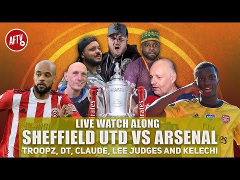 Sheffield Utd vs Arsenal | Watch Along