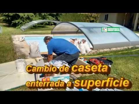 Elevar la caseta depuradora de piscina youtube for Depuradora para piscina hinchable