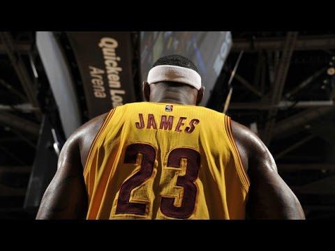 LeBron James mix 2015 - Hell & Back ᴴᴰ