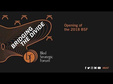 BSF 2018: Bridging the Divide - Opening Day
