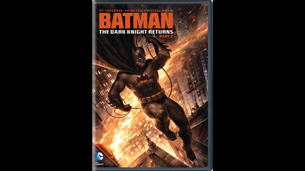 Batman: The Dark Knight Returns Part 1 TV Commercial for ...