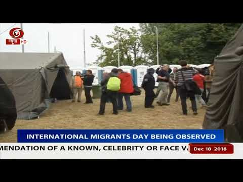 International Migrants Day being observed today