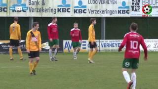 KSK Merksplas - KFCE Zoersel