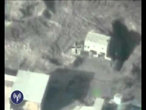 """تفجير فتحة نفق تم اطلاق نار من داخله على ناقلة جنود مدرعة تابعة للواء """"جولاني"""""""