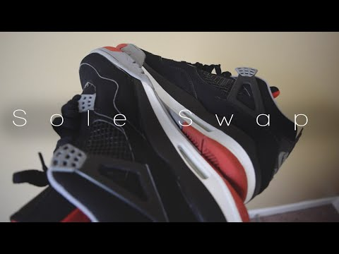 Sole Swapping My 99 Bred 4